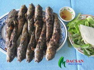 Các món ngon chế biến từ cá thòi lòi