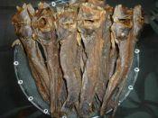 Khô cá thòi lòi