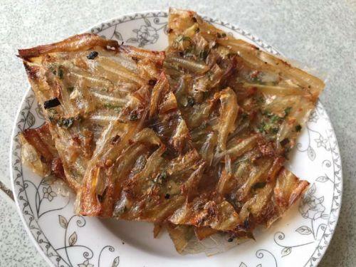 Bánh tráng cá cơm ảnh 2