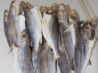 Khô cá đù mặn