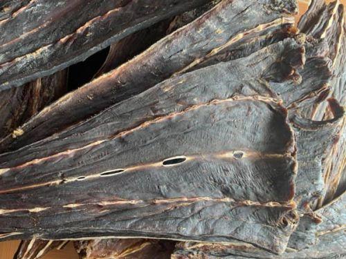 Khô cá đuối đen ảnh 1