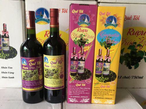 Rượu trái giác