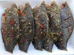 Khô cá sặc 1 nắng ướp sả ớt